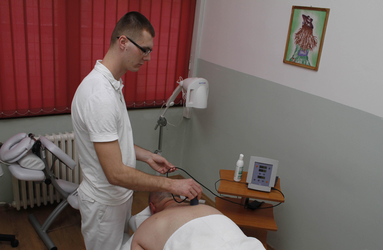 TMP Društvo za zapošljavanje slijepih i slabovidnih lica d.o.o Sarajevo, Salon fizioterapeutskih usluga